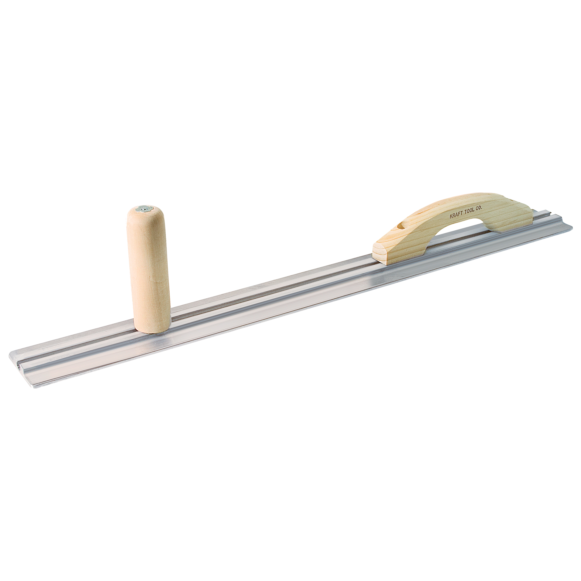 30inch X3-1/4inch Magnesium Darby With 1 Knob & 1 Wood Handle - Cf032 - Tools Straight Edges Concrete CF032