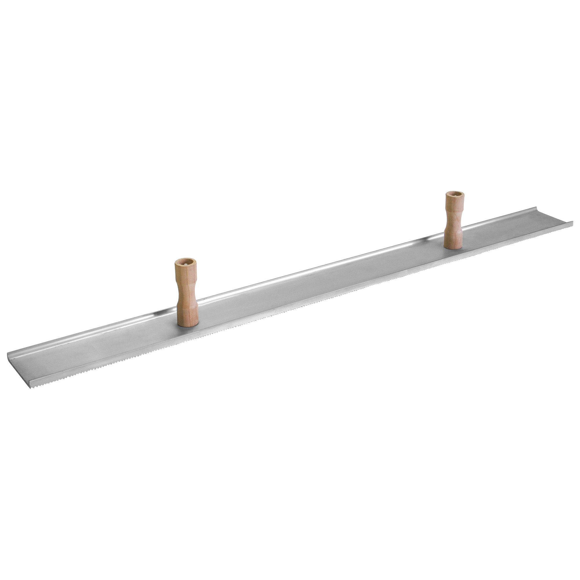 42inch Single Serrated Magnesium Darby With 2-knob Handle - Pl414 - Measuring & Sensors Tools Drywall Plastering Darbies PL414