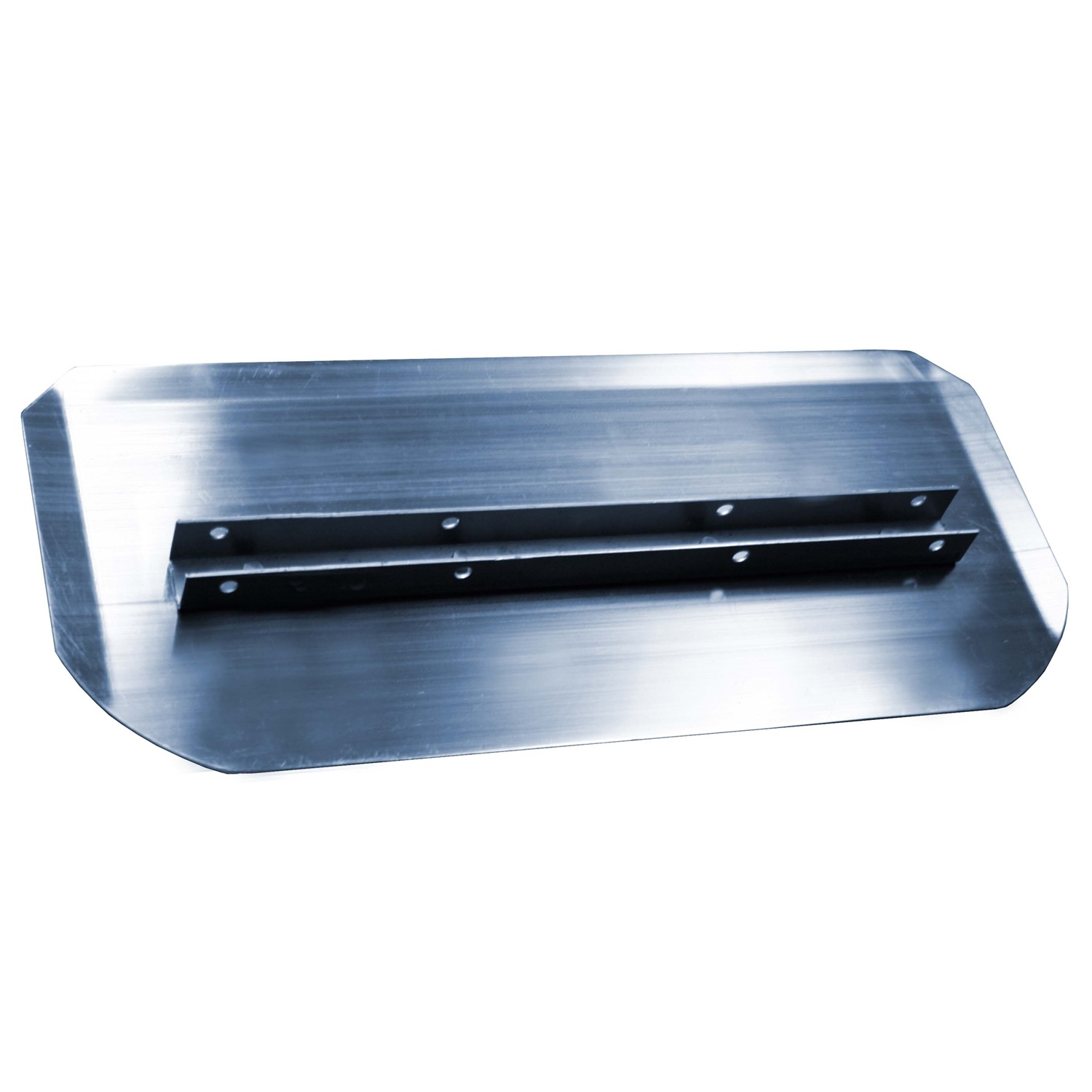 8inch X18inch Blue Offset Channel Combination Blade (4 Per Carton) - Sk231b - Concrete Tools Power Troweler Blades & Float Pans SK231B
