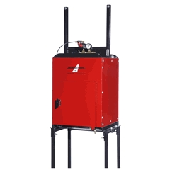Big Squeeze Pail And Can Crusher - 10001655 - Outdoor & Grounds Maintenance Waste Compaction And Crushing Equipment Big Squeeze Pail And Can Crusher 10001655