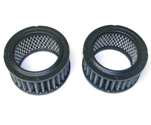 Hvacr & Fans Air Filters Polyester And Fiberglass Air Filters - 10001860 - Replacement Carbon Filters (2 Pack) 10001860