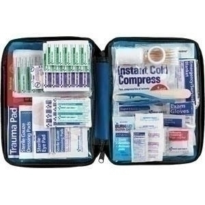 200-piece All-purpose First Aid Kit; Softpack - Fao432ac - All Purpose Kits Softpack FAO432AC