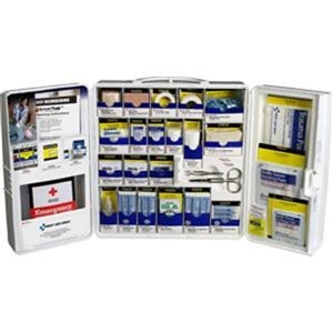 254-piece Large Food Industry First Aid Kit; Plastic - 1301fae0103ac - First Aid And Emergency Products Smartcompliance 1301FAE0103AC