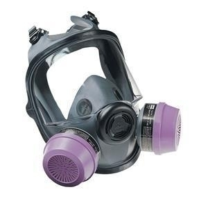 5400 Series Full Facepiece Respirator - 54001hw - Respiratory Protection N-series 54001HW