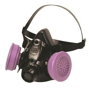 7700 Series Half-mask Respirator; Small - 770030shw - Respiratory Protection N-series 770030SHW