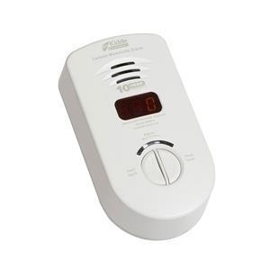 Kidde Direct Plug-in Worry-free Ac/dc Co Alarm With Digital Display - 9000280 - Safety & Security Fire Protection Alarms Worry Free Smoke And Co Alarms 9000280