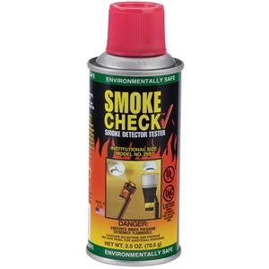 Smoke Detector Tester - 25sbr - Safety & Security Fire Protection Alarms Worry Free Smoke And Co Alarms 25SBR
