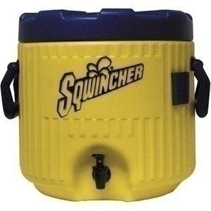 Sqwincher Cooler; 3 Gal - 400103sq - Hvacr & Fans Evaporative Coolers & Swamp Coolers Portable Evaporative Coolers 400103SQ
