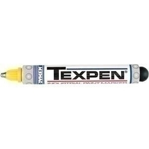 Texpen Medium Tip Permanent Paint Marker - 16063dy - Office & School Supplies Pens & Pencils & Markers Highlighters And Markers 16063DY