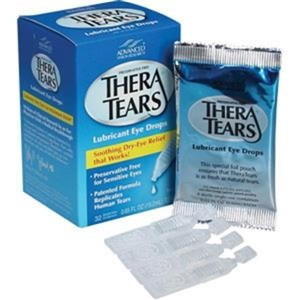 Thera Tears Lubricant Eye Drops; 0.02 Oz; 32/box - M796theraac - First Aid And Emergency Products Eye Care M796THERAAC