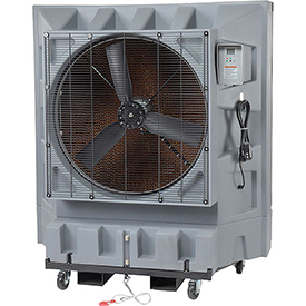 "Hvacr And Fans Evaporative Coolers And Swamp Coolers Portable Evaporative Coolers - 600581 - 36"" Evaporative Cooler Direct Drive 3 Speed 600581"