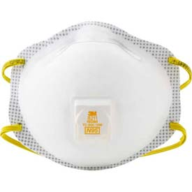 Safety And Security Respiratory Protection Disposable Respirators - B722239 - 3m 8211 N95 Particulate Respirator; 10/box B722239