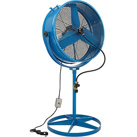 "Hvacr And Fans Evaporative Coolers And Swamp Coolers Portable Evaporative Coolers - 795790 - Airmaster Fan 60031 30"" Evaporative Blower Pedestal Fan 8800cfm 795790"