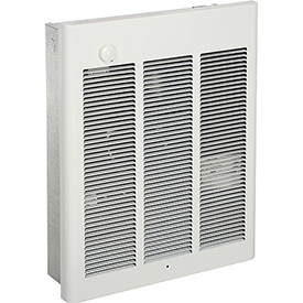 Hvacr And Fans Heaters Vent Free And Room Heaters - B1886701 - Berko Small Room Fan-forced Wall Heater Sra1512dsf; 1500w; 120v B1886701