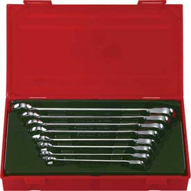 Ratchets; Sockets & Wrenches Combination Wrench Sets - B333601 - Blackhawk Bw-1400 8 Piece Rev. Ratcheting Combo Wrench Set; 12 Point B333601