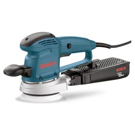 "Tools And Instruments Sanders Routers And Finishing Sanders Palm And Orbital - B248473 - Bosch 3725devs; 5"" Electronic Variable Speed Random Orbit Sander/polisher B248473"