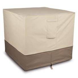 Raw Material And Building Supply Tarps And Covers Tarps Drain - B360708 - Classic Accessories Veranda Air Conditioner Cover-square-73132 B360708