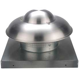 Hvacr And Fans Exhaust Fans And Ventilation Roof Ventilators - B177877 - Continental Fan Rmd-10-11 Axial Exhaust Fan 500 Cfm B177877