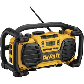 Craftsman Other Tools And Accessories - B242688 - Dewalt Dc012 Worksite Charger/radio B242688