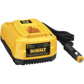 Batteries; Chargers & Accessories Cordless Tool - B242696 - Dewalt Dc9319 7.2v-18v Nicd/nimh/li-ion 1 Hour Vehicle Charger B242696