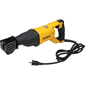 Tools And Instruments Saws And Blades Blades Reciprocating - B1820318 - Dewalt Dwe305 12 Amp Keyless Variable Speed Corded Reciprocating Saw B1820318