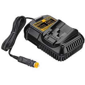 Tools And Instruments Batteries Chargers And Accessories Cordless Tool Batteries And Chargers - B1106739 - Dewalt Lithium Ion Vehicle Battery Charger; Dcb119; 40 Min-90 Min Charge Time B1106739