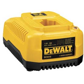 Batteries; Chargers & Accessories Cordless Tool - B1106856 - Dewalt Nicd/nimh/li-ion Fast Charger; Dc9310; 1 Hr Or Less Charge Time B1106856