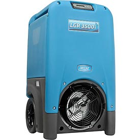 Hvacr And Fans Ceiling Fans Industrial Ceiling Fans Industrial Ceiling Fans - B990794 - Dri-eaz Lgr 3500i Dehumidifier F411; 240 Pints B990794