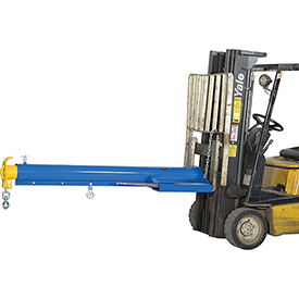 Material Handling Forklifts And Attachments Cranes And Hooks - 988947 - Best Value Forklift Telescoping Jib Boom Crane 4000 Lb. Capacity 988947