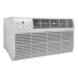 Hvacr And Fans Air Conditioners Portable Air Conditioners - B918624 - Frigidaire Ffth0822r1 Wall Air Conditioner With Elec Heat 8;000btu Cool 4;200btu Heat B918624