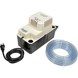 Hvacr And Fans Hvac Pumps And Circulators Condensate Pumps - B778423 - Little Giant Condensate Removal Pump Vcma-15ult; Automatic; 115v; 65 Gph At 1'; 15' Lift B778423