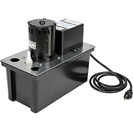 Hvacr And Fans Hvac Pumps And Circulators Condensate Pumps - B778494 - Little Giant Vcl-24uls Condensate Removal 553201-115v; 270 Gph At 1' B778494