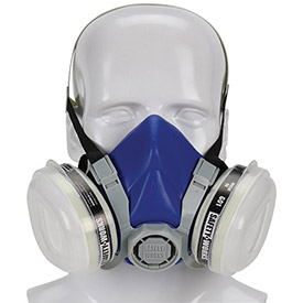 Safety & Security Respiratory Protection Cartridge Respirators - B586602 - Half-mask Paint & Pesticide Respirator; Safety Works Swx00318 B586602