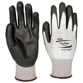 Hyflex Cr Gloves; Ansell 11-624-7; 1-pair - B308996 - Safety & Security Gloves & Hand Protection Cut Resistant B308996