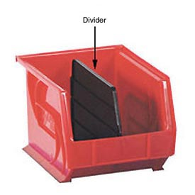 Storage And Shelving Bins Totes And Containers Containers Stacking - 239402 - Lewisbins Divider Dpb14-5 For Stacking Bin 239389/239499-pkg Qty 6 239402