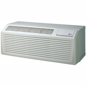 Hvacr And Fans Air Conditioners Packaged Terminal Air Conditioner - 246168 - Lg Packaged Terminal Air Conditioner Lp073hduc Heat Pump 7000 Btu Cool; 6200 Btu Heat; 208/230v 246168