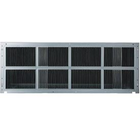 "Hvacr And Fans Air Conditioners Packaged Terminal Air Conditioner - 246376 - Lg Universal Ptac 42"" Stamped Aluminum Outside Rear Grille Ayrgala01 246376"
