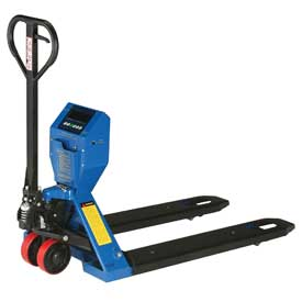 Low Profile Pallet Jack Scale Truck 5000 Lb. Capacity 27 X 48 Forks - 241414 - Material Handling Casters Low Profile Colson Low Profile Casters 175 210 Lb Capacity 241414
