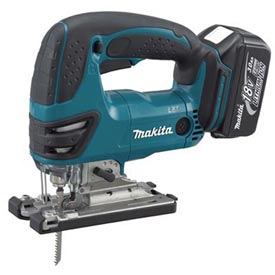 Tools And Instruments Saws And Blades Blades Jigsaw - B247030 - Makita Bjv180; 18v Lxt Lithium-ion Cordless Jig Saw Kit B247030