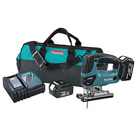 Tools And Instruments Saws And Blades Blades Jigsaw - B1774833 - Makita Xvj03 18v Lxt Lithium-ion Cordless Jig Saw Kit B1774833