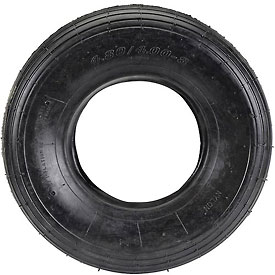 Material Handling Casters Wheels And Tires - B639944 - Marathon 20002 4.80/4.00-8 Ribbed Tread Wheelbarrow Tire-pneumatic-tire Only B639944