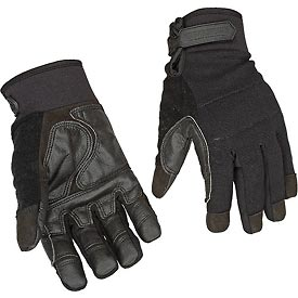 Work Safety Protective Gear Youngstown Military Work Glove Series - B542790 - Military Work Glove-waterproof Winter-extra Large B542790