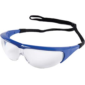 Safety And Security Eye Protection Visitors Spectacles - 962379 - Millennia Classic Spectacle; Blue; Anti-scratch; 11150370 962379