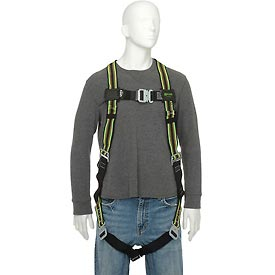 Safety And Security Fall Protection Harnesses - B313067 - Miller By Honeywell; E650qc/ugn; Duraflex Ultra Harnesses B313067