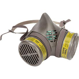 Safety And Security Respiratory Protection N Series Cartridges And Filters - B311929 - Moldex 8603 8000 Series Multi-gas/vapor Smart Cartridge Assembled Respirator; Large; 1/pack B311929