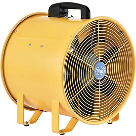 Hvacr And Fans Exhaust Fans And Ventilation Solar Ventilation - 292605 - Portable Ventilation Fan 16 Inch Diameter 292605