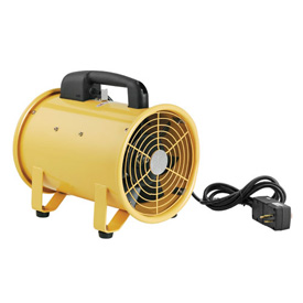 Hvacr And Fans Exhaust Fans And Ventilation Solar Ventilation - 246340 - Portable Ventilation Fan 8 Inch Diameter 246340