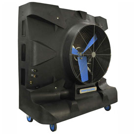 "Hvacr And Fans Evaporative Coolers And Swamp Coolers Portable Evaporative Coolers - B2211885 - Portacool Pachr3701f1 Hurricane 370; 48"" Variable Speed Evaporative Cooler; 75 Gal. Cap. B2211885"
