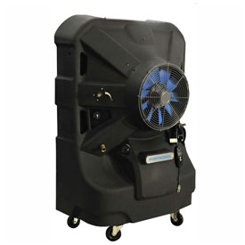 "Hvacr And Fans Evaporative Coolers And Swamp Coolers Portable Evaporative Coolers - B2211892 - Portacool Pacjs2401a1 Jetstream 240; 16"" Variable Speed Evaporative Cooler; 50 Gal. Cap. B2211892"