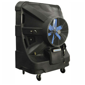 "Hvacr And Fans Evaporative Coolers And Swamp Coolers Portable Evaporative Coolers - B2211891 - Portacool Pacjs2501a1 Jetstream 250; 24"" Variable Speed Evaporative Cooler; 55 Gal. Cap. B2211891"